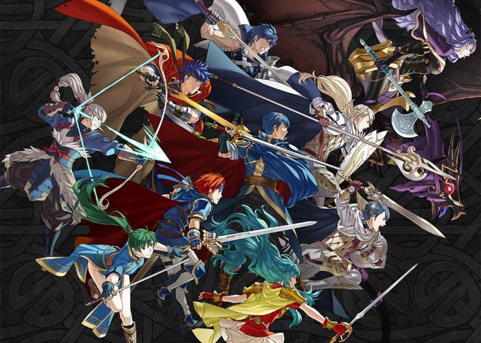 personajes fire emblem heroes