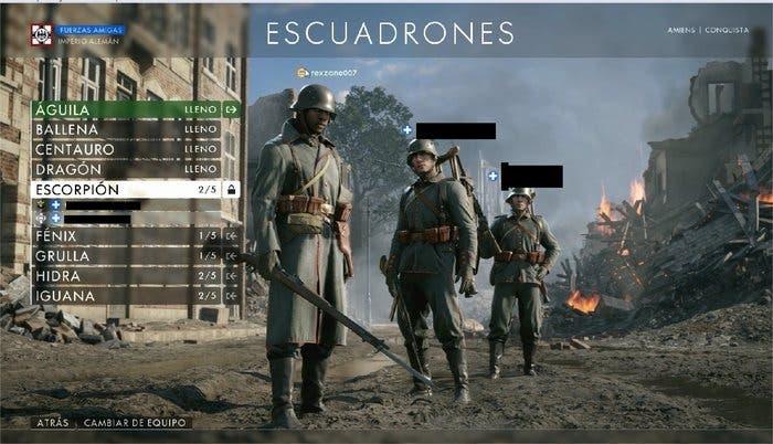 Selección de patrulla