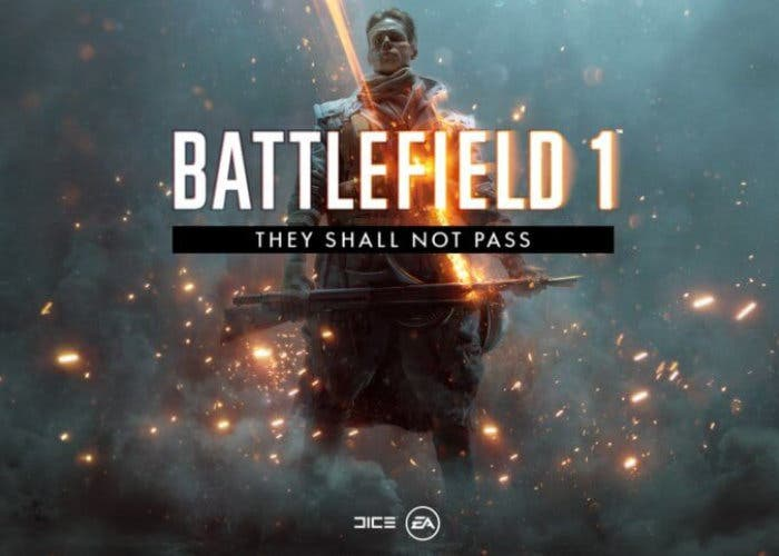 Battlefield 1 They Shall Not Pass DLC