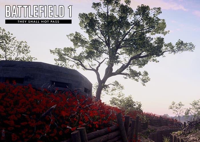 Cómo jugar a El Frente en el DLC They Shall Not Pass en Battlefield 1