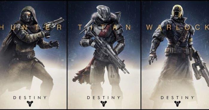 Clases Destiny 2