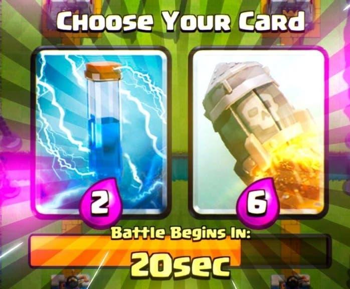 Desafio elección
