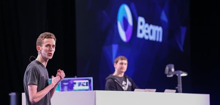 Microsoft Beam presentación