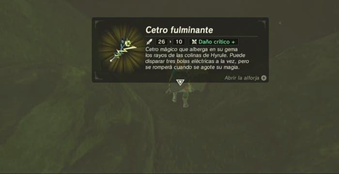 Zelda Breath of the Wild zora