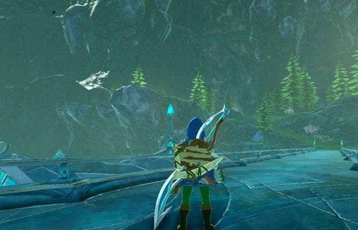 Zelda Breath of the Wild Zora