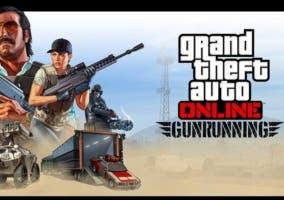 GTA Online gun running