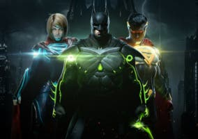Injustice mejores personajes