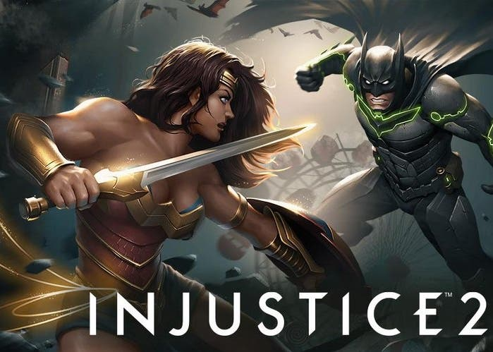 Portada injustice 2