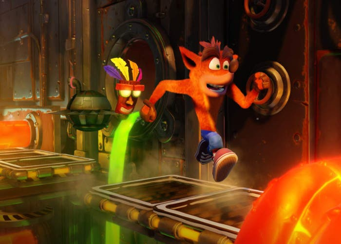 Crash Bandicoot 2 portada