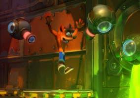 Crash Bandicoot cuarta zona