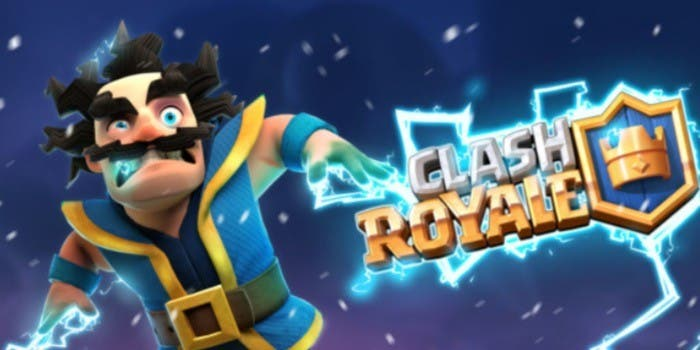 clash royale mago electrico