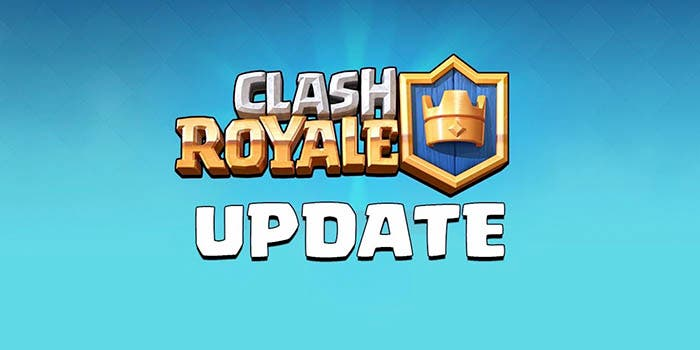 Actualizacion de clash royale