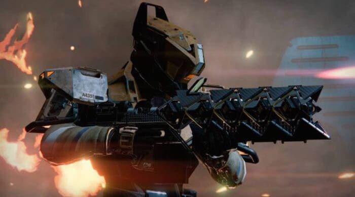 Arma Destiny 2