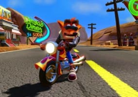 Crash Bandicoot Warped 3
