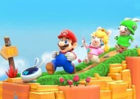 Mario orbes de poder