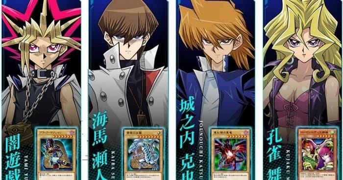 Yu-Gi-Oh! Duel Links hacks