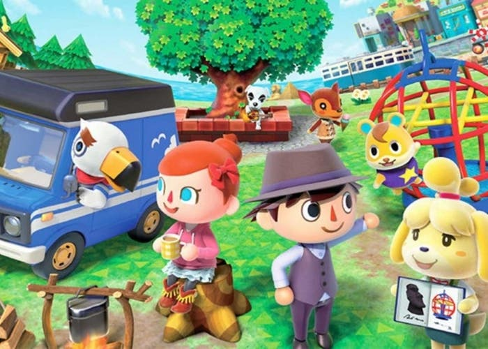 Amistad Animal Crossing
