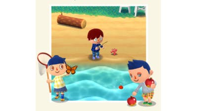 Pescar animal crossing