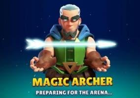 Arquero magico