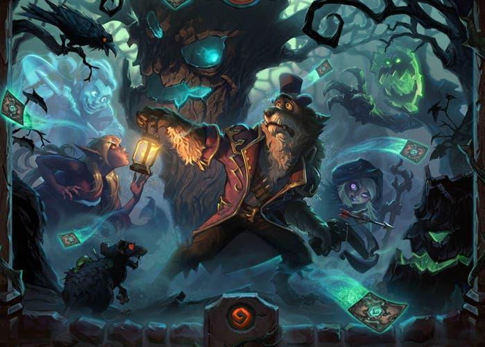 """""""El bosque embrujado"""", la nueva expansión de cartas de Hearthstone"""
