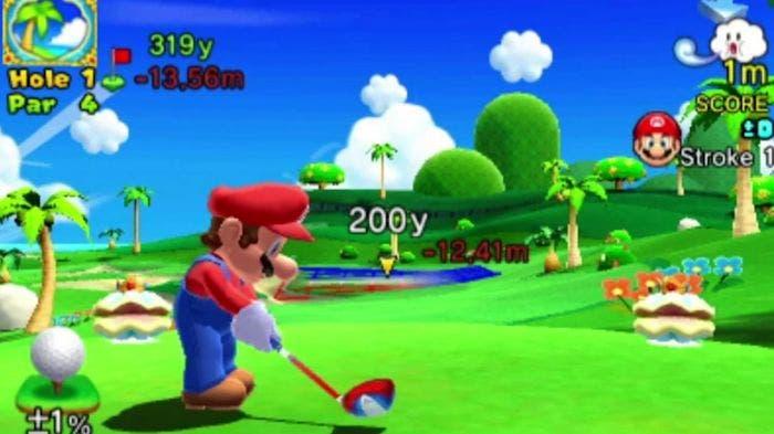 Mario World: Golf Tour