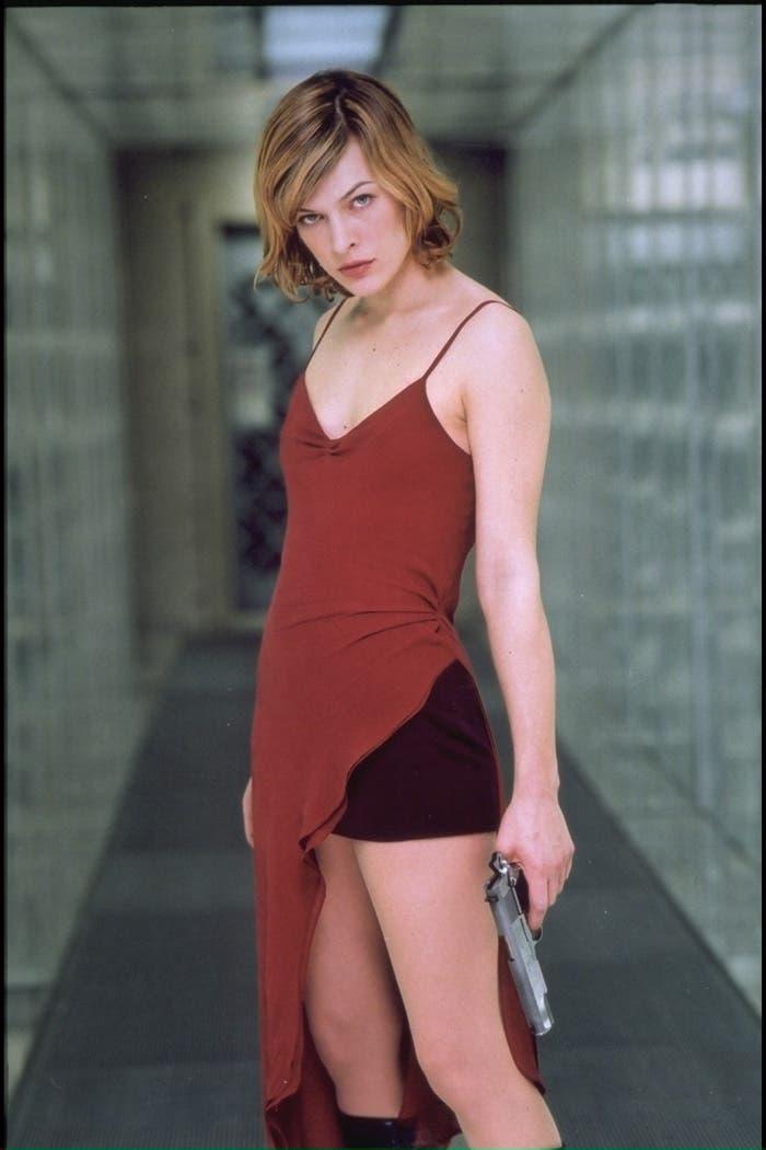 Resident Evil pelicula 1