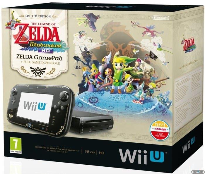 The Wind Waker HD tendrá una Wii U edición especial