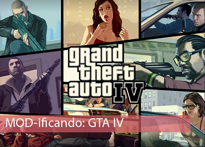 Modificando GTA IV