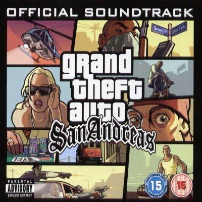 Banda Sonora Grand Theft Auto: San Andreas
