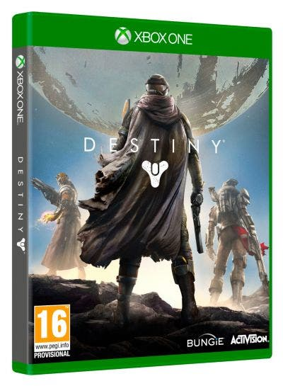 Portada Destiny Xbox One
