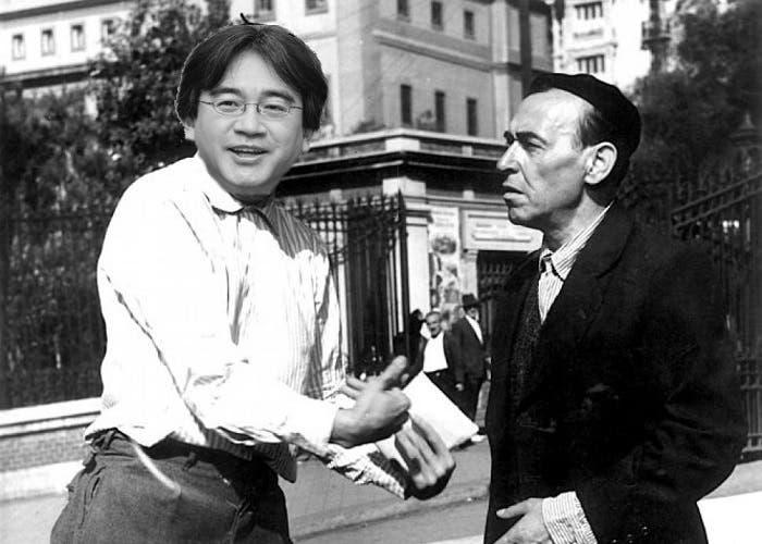 Estampita Iwata