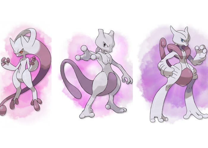 besides pokemon y mewtwo - photo #8
