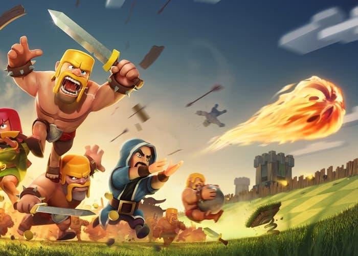 Clash of Clans portada
