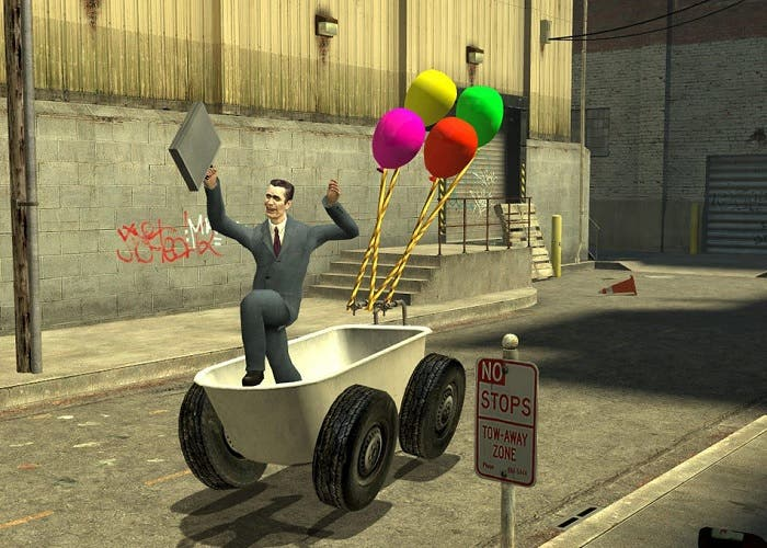 Half Life 2 Garry's Mod