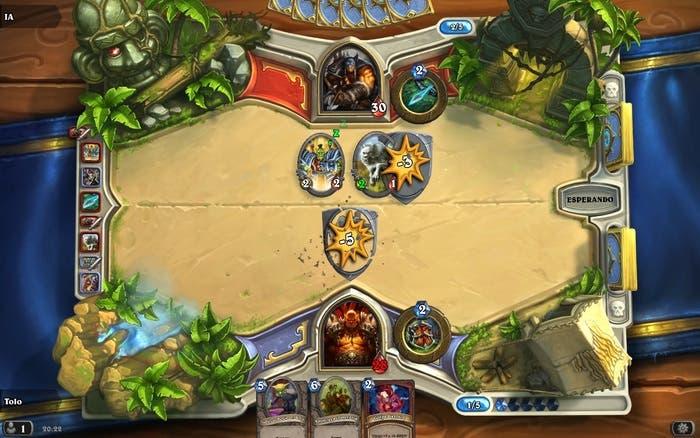 Impresiones HearthStone: Heroes of Warcraft