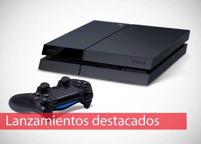 Lanzamiento de PS4