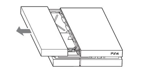 PlayStation 4 Disco Duro