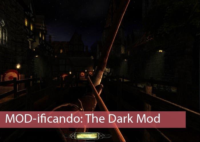 The Dark Mod Portada