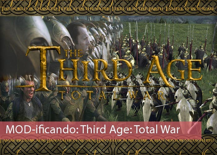 Third War Total War Mod portada